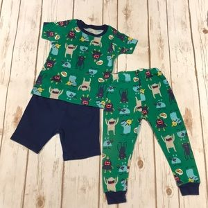 3pc Carter's Pj set